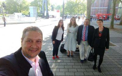 ¡Estamos en IMEX Frankfurt! ¡Ven a visitarnos!