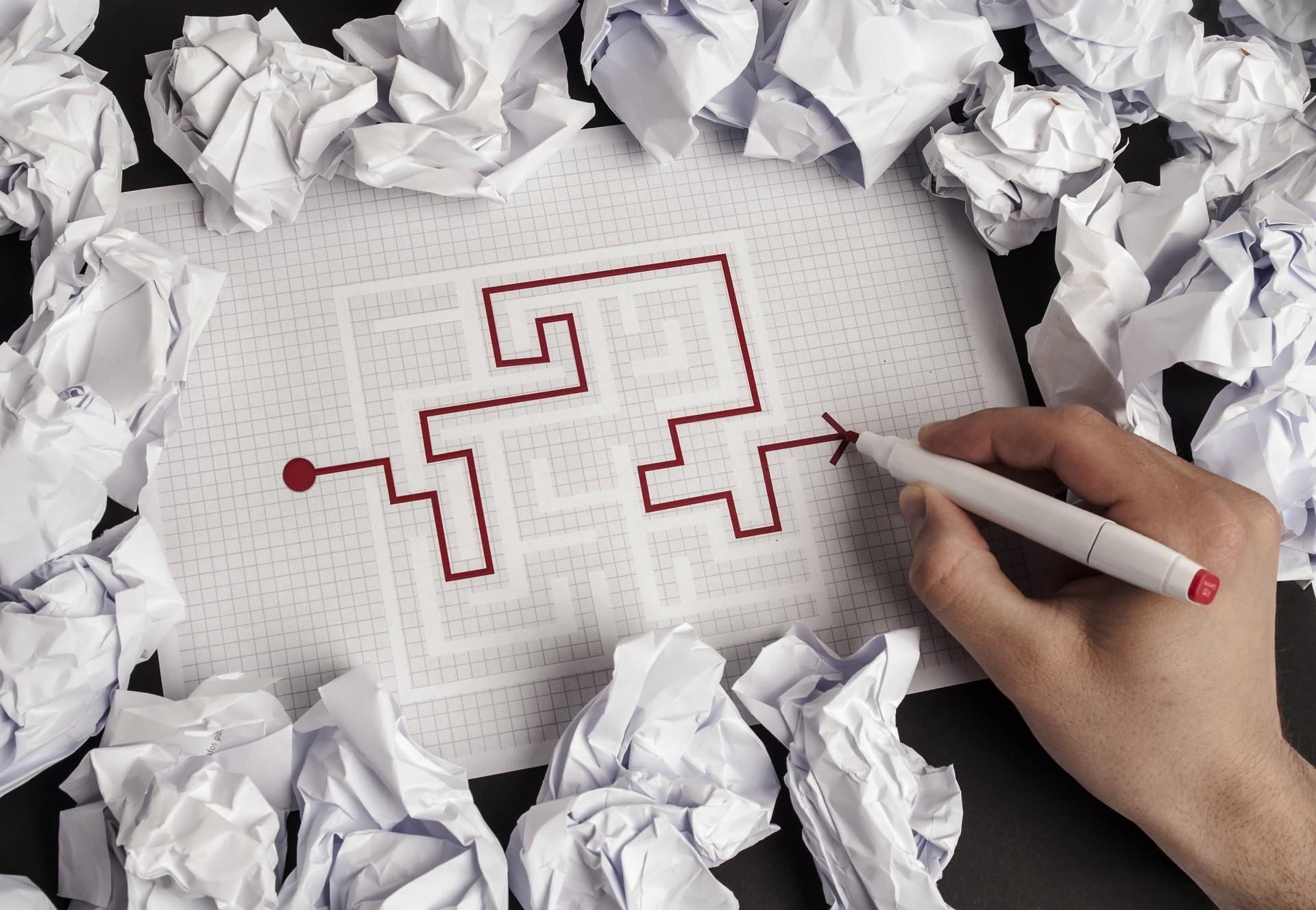Digitalization as a business process - process