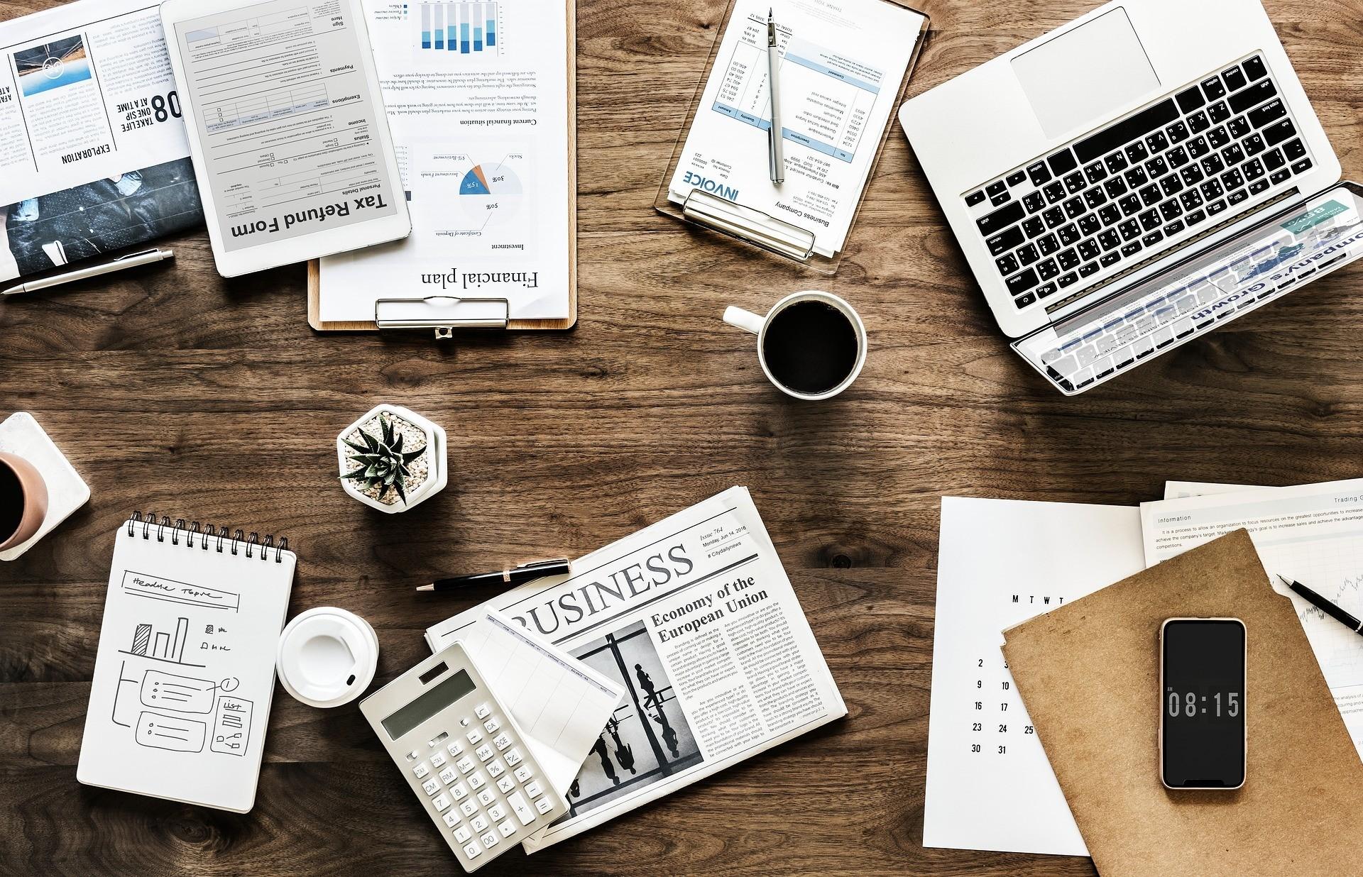 Digitalization as a business process - Preparing business travel